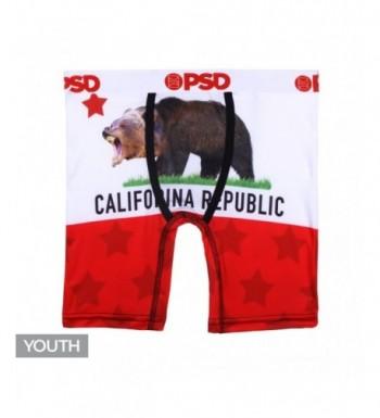 PSD Underwear California Republic Athletic