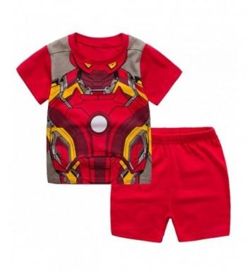 Sidney Ironman Shorts Pajama Cotton