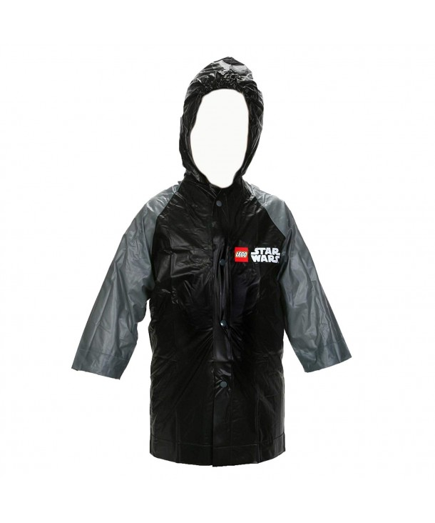 Darth Vader Black Slicker Medium