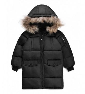 OCHENTA Kids Winter Padded Puffer