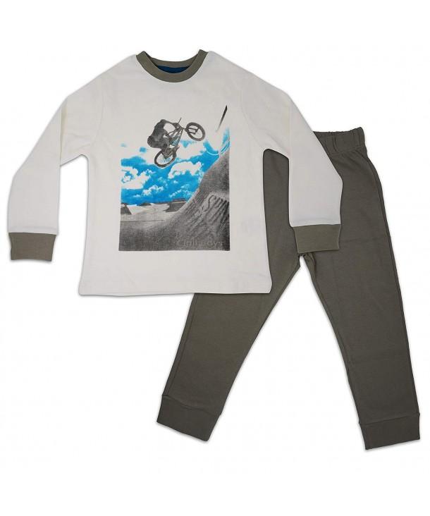 Toddler Pajamas Cotton Kids Sleepwear