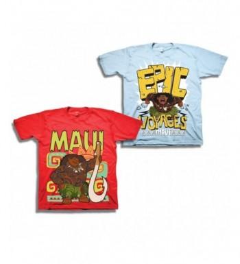 Moana Disneys Pixar Maui Shirt