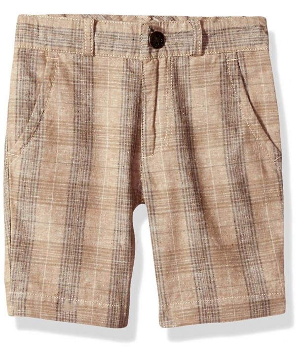 Fore Axel Hudson Plaid Shorts
