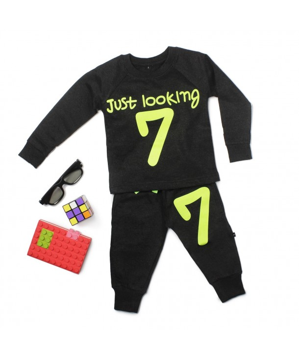 Fingers Girls Toddlers Cotton Joggers Pack