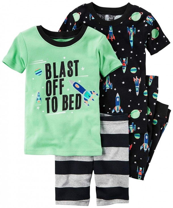 Carters Boys Pc Cotton 341g278