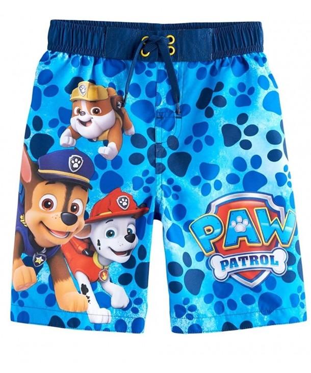 Patrol Boys Swim Trunk Size