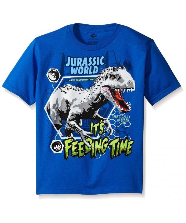 Jurassic Park Short Sleeve T Shirt