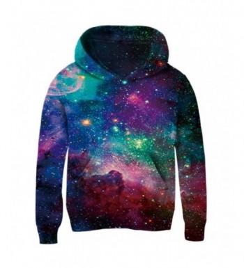 Funnycokid Hoodies Pullover Sweatshirts Jumpers