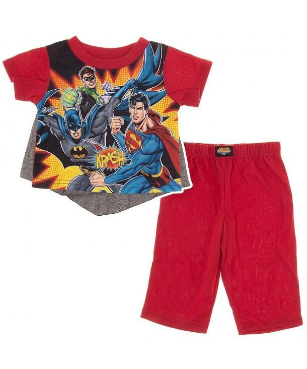 DC Comics Justice League Pajamas