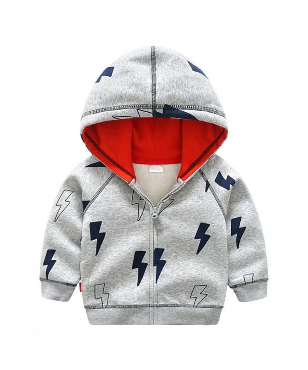 SanReach Little Thunder Printed Outerwear
