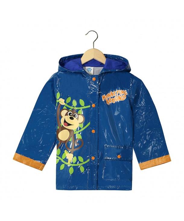 Puddle Play Monkeyin Waterproof Outwear