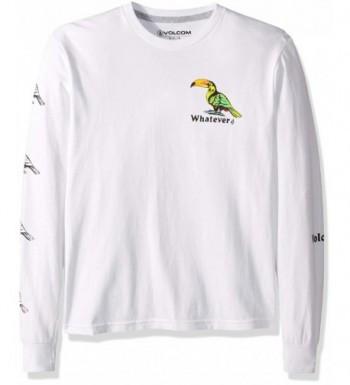 Volcom Boys Bird Sleeve Basic