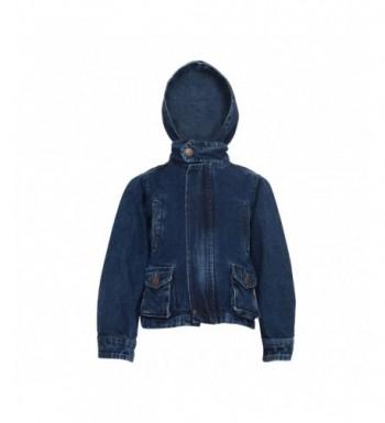 Tales Stories Little Hooded Jacket
