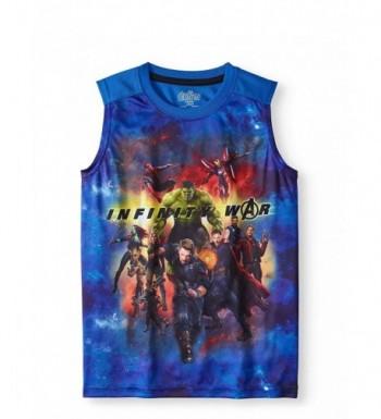 Fashion Avengers Infinity Muscle T Shirt