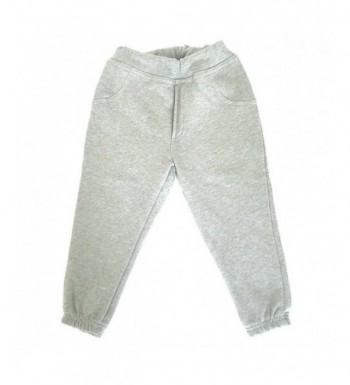 PequeKids Kids Jogger Cotton Sweatpants