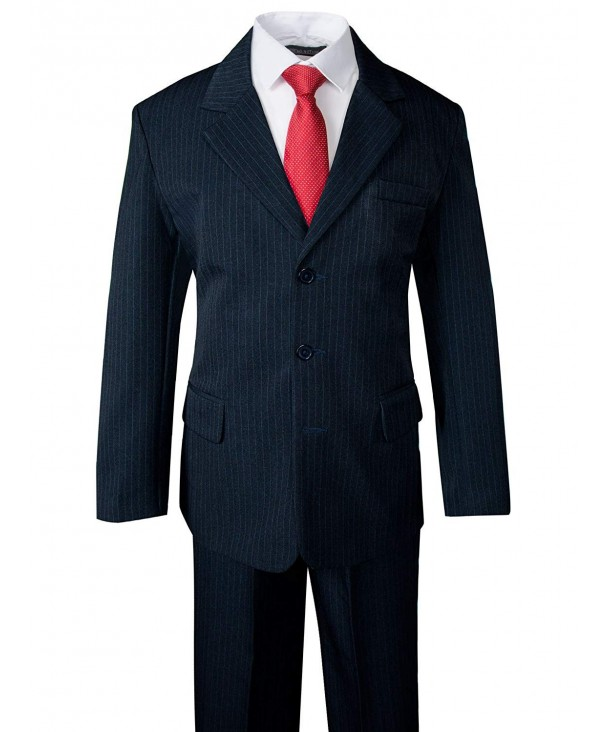Spring Notion Boys Pinstripe Suit