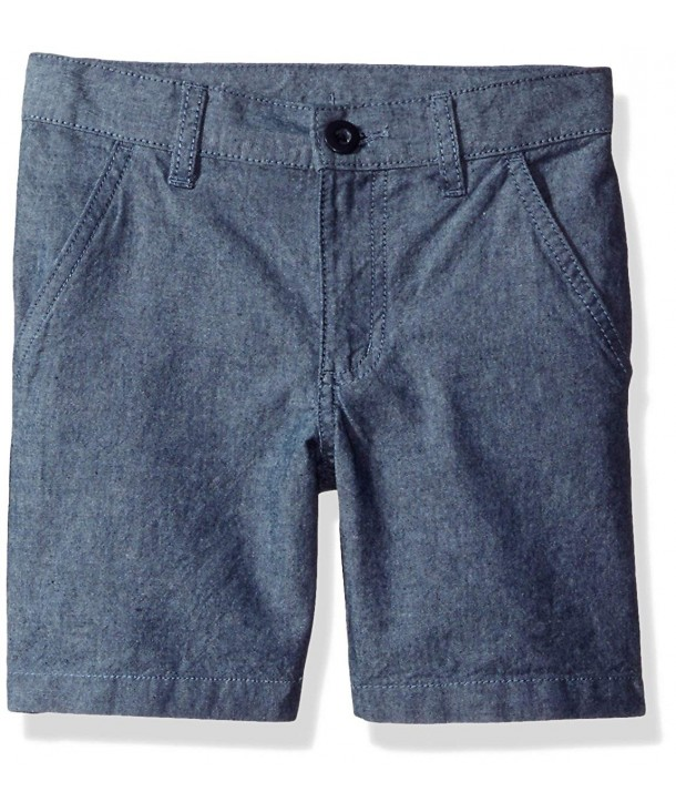 French Toast Solid Twill Short