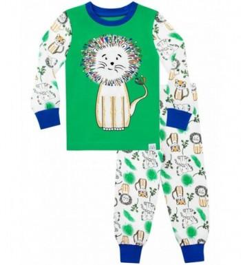 Harry Bear Boys Pajamas Jungle