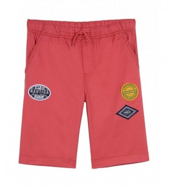 Nautica Boys Printed Pull on Short