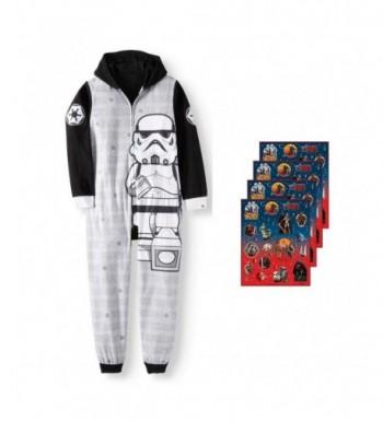 AME Trooper One Piece Pajamas Stickers
