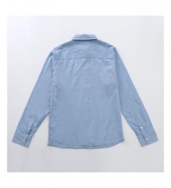 Designer Boys' Button-Down Shirts