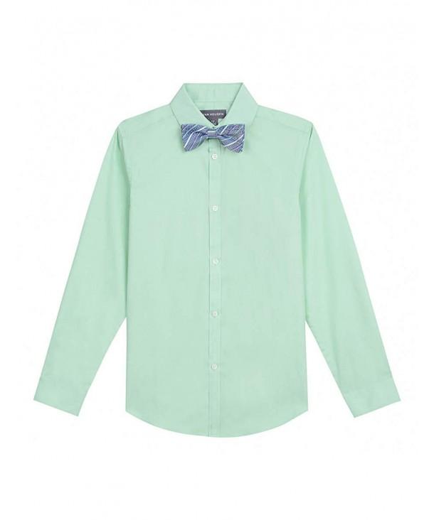 Van Heusen Sleeve Dress Shirt