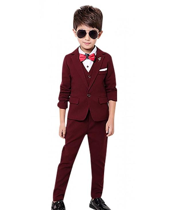 Tuxedo Formal Lapel Jacket 2t 12Y