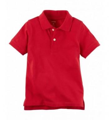 Carters Boys Short Sleeve Knit