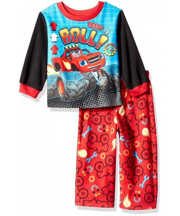 Nickelodeon Toddler 2 Piece Fleece Pajama