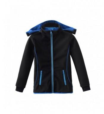 M2C Hooded Fleece Waterproof Windproof