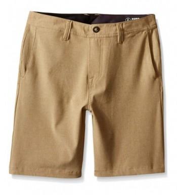 Volcom Boys Static Hybrid Short