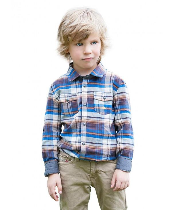 Dakomoda Toddler Cotton Western Sleeve