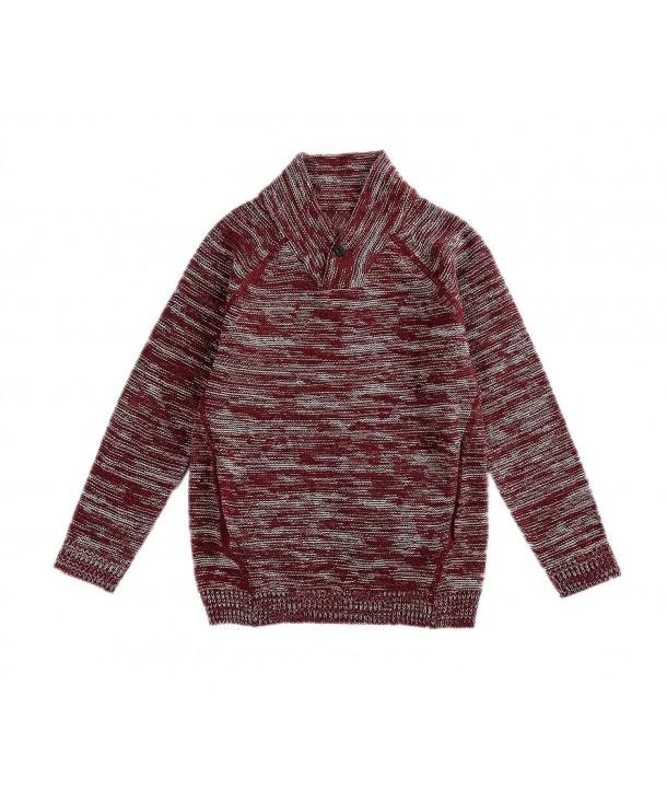 DOYOMODA Spring Collar Pullover Sweater