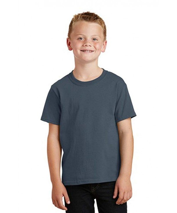 Company Youth Solid Sleeve Cotton