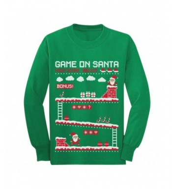 Video Chritsmas Gamers Sleeve T Shirt