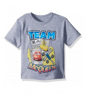 Cars Boys Toddler Team McQueen