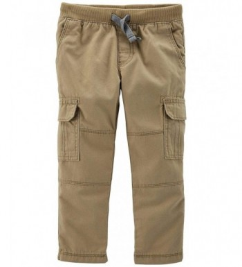 Carters Toddler Solid Reinforced Cargo