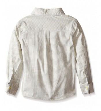 Fashion Boys' Button-Down Shirts