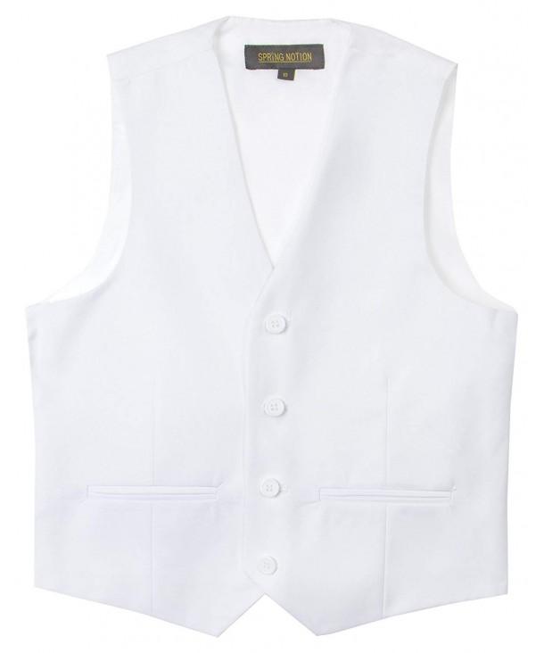 Spring Notion Boys Button Suit