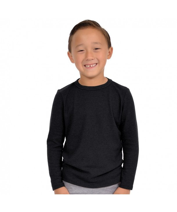 Stretch Comfort Thermal Sleeve Shirt