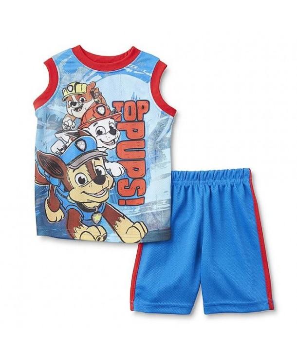 Bentex Nickelodeon Patrol Toddler T Shirt