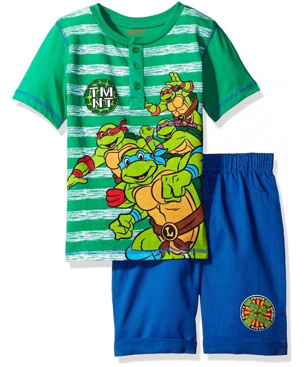 Teenage Mutant Ninja Turtles Henley