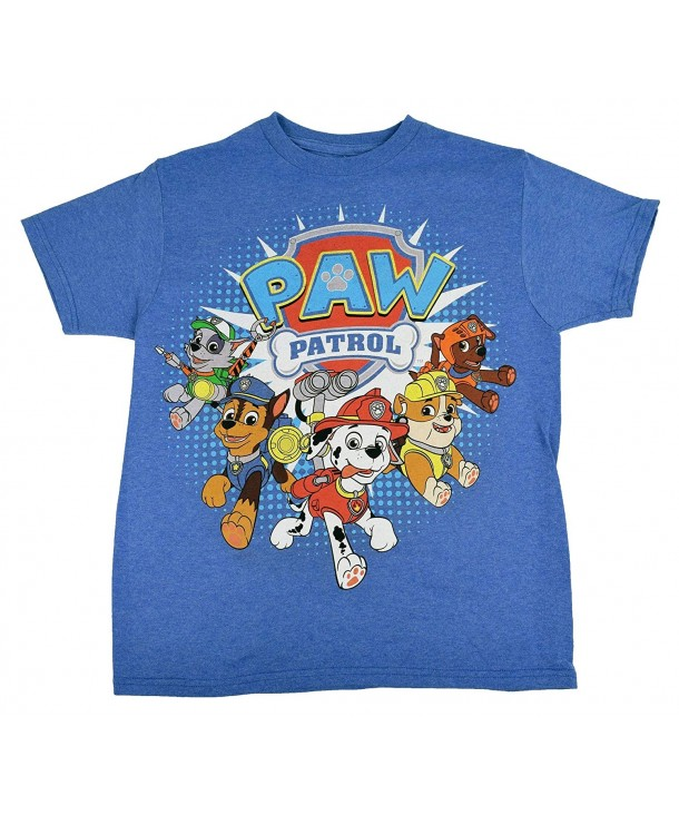 Paw Patrol Boys T Shirt