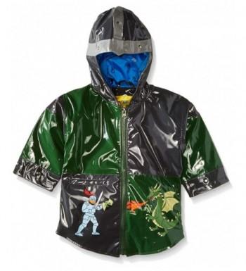 Kidorable Dragon All Weather Raincoat Knights