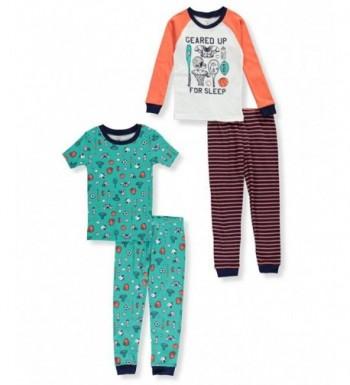 Carters 12M 6 Piece Sports Pajama