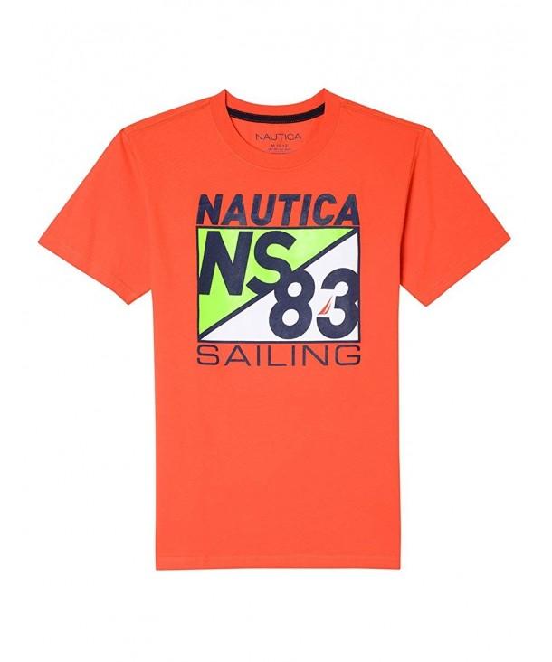 Nautica Little Sailing Graphic T Shirt
