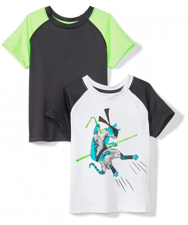 Spotted Zebra 2 Pack Short Sleeve T Shirts