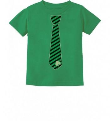 Tstars Striped Patricks Toddler T Shirt