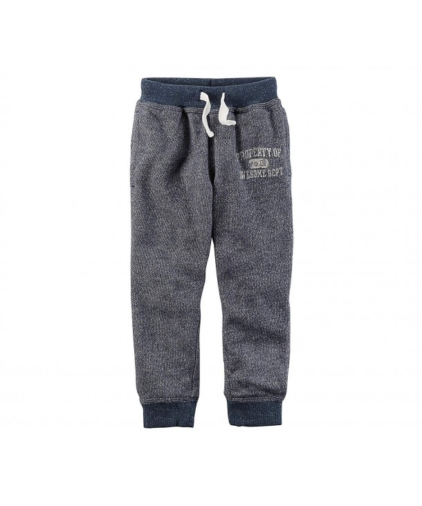 Carters Boys 2T 4 Jogger Pants