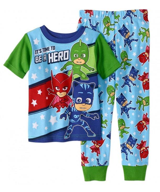 Masks Pajama Sleep Wear Toddler